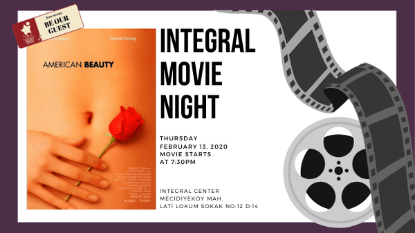 13.02.2020 Integral Movie and Pizza Night