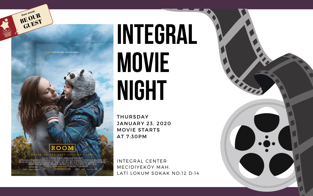 23.01.2020 Integral Movie and Pizza Night
