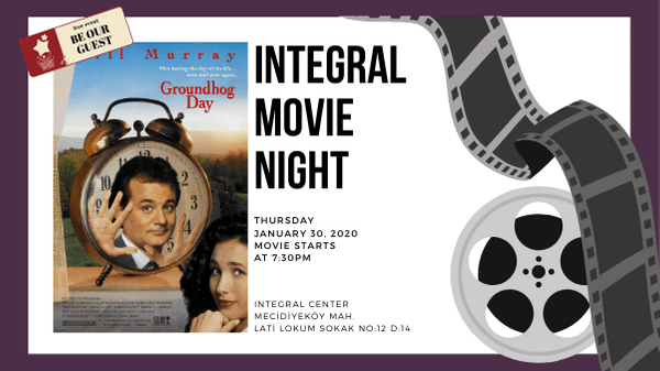 30.01.2020 Integral Movie and Pizza Night