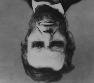 Lincoln Upside Down