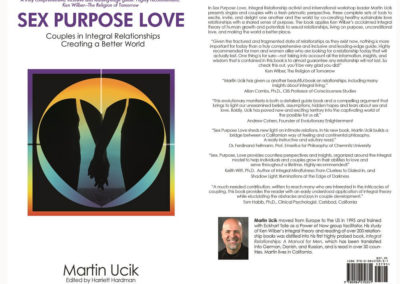 Sex Purpose Love Front and Back Cover
