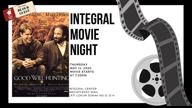 14.05.2020 İntegral Movie and Pizza Night
