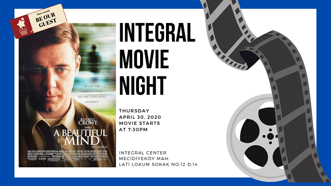 30.04.2020 İntegral Movie and Pizza Night