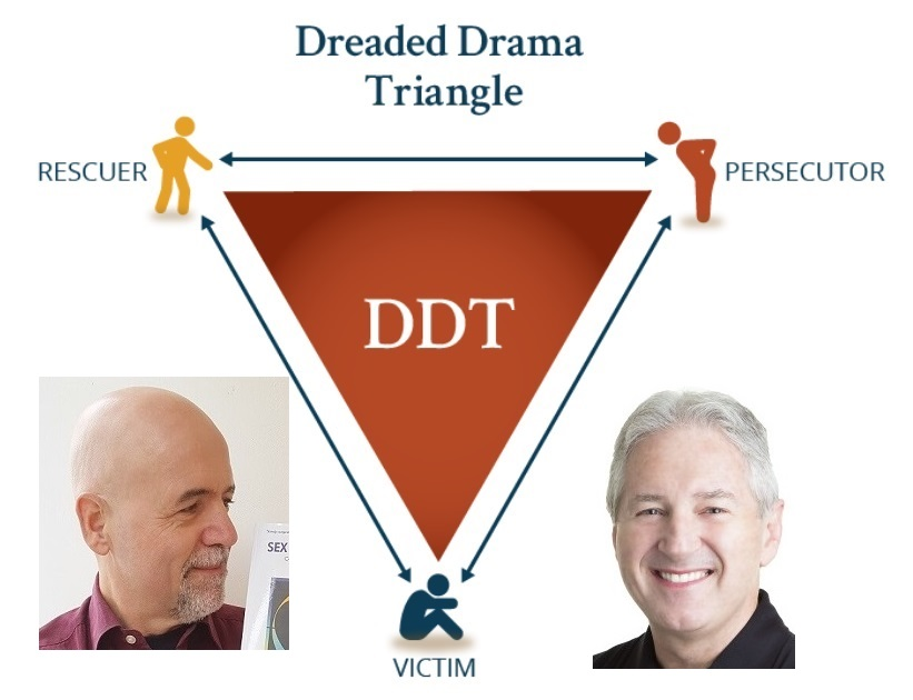 Dr. Bert Parlee – Drama and Polarity in Love Relationships