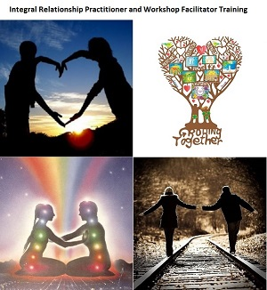 Integral Relationship Practitioner & Workshop Facilitator Training