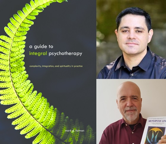 Integral Psychotherapy in Love Relationships with Dr. Mark Forman