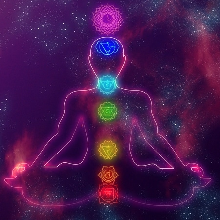 How to Heal The Seven Chakras and Relate Through Them?