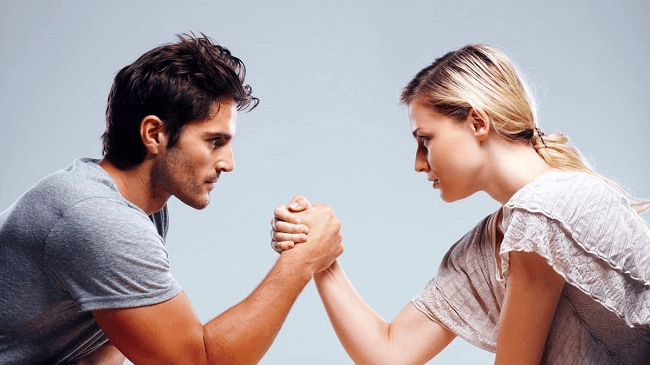 How to prevent my man from being more powerful in the relationship?